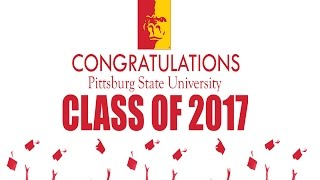 SP17 Graduation Ceremony - Kelce College of Business + Arts and Sciences