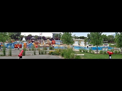 Variety Heritage Adventure Park, The Forks, Winnipeg - Дитячий майданчик, Форкс, Вінніпеґ