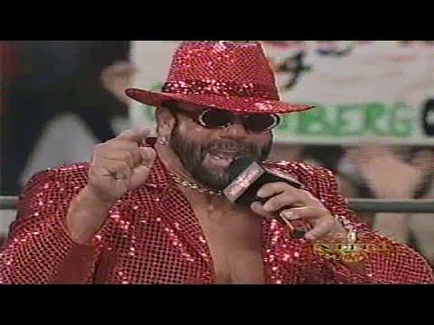 نتيجة بحث الصور عن wcw randy savage 1999