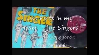 Like pints in my heart - Henny Purwonegoro The Singers