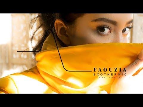 Faouzia - Exothermic  | Lyrics Video | مترجمة