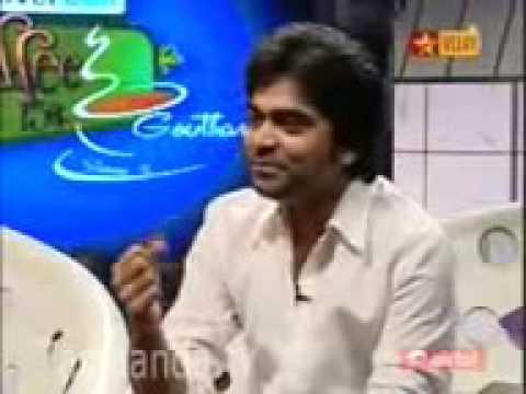 Simbu Old Interview With Gautam Menon  Rapid Fire