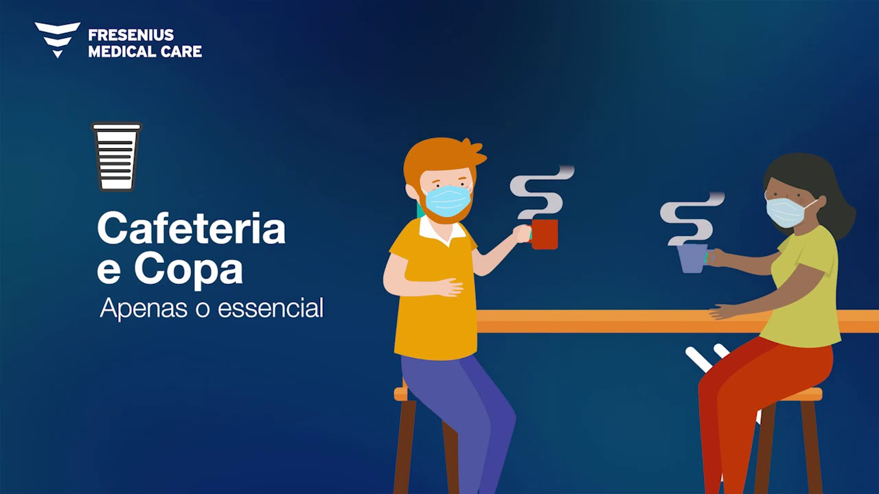 Fresenius Medical Care  |  Retorno ao Escritório COVID-19