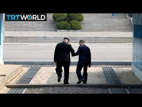 Koreas Summit: Kim Jongun makes historic visit to South Korea