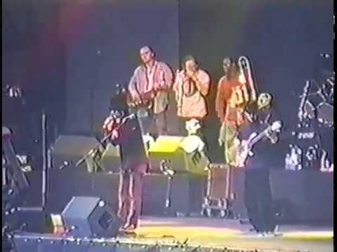Jamiroquai - Jam in the Park, Finsbury Park, London, UK, June 8th 1997