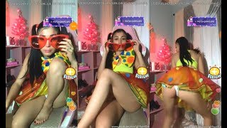 Diffy On Live | Part 2 | Sexy Girl Bigo Live Dance | Watch Until Ends