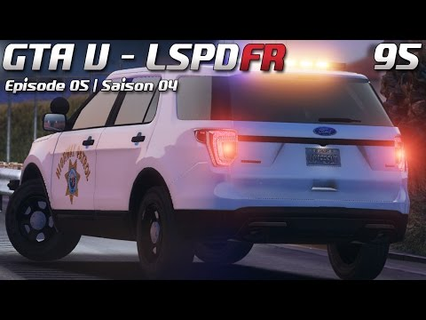 GTA V PC - LSPDFR v0.3 #95 - Traffic Advisor !
