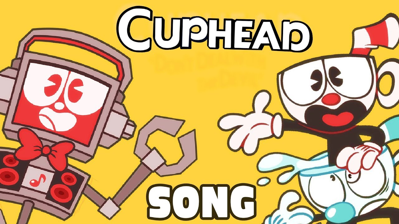 Cuphead Rap Song You Signed A Contract Fandroid The Musical