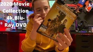 2020 movie collection 4k,blu-ray,dvd ...