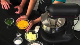Cheddar Dill Scones - Great Tastes2013