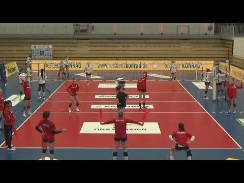 Vilsbiburg vs Münster (n°15 red shirt)