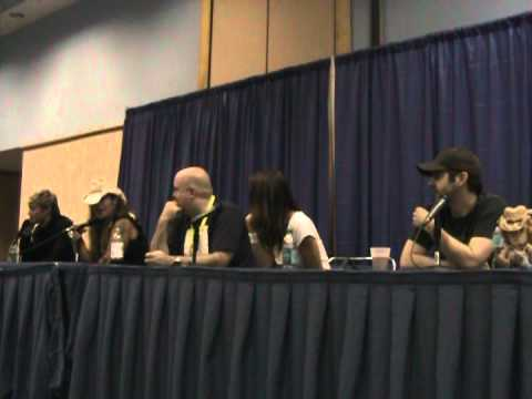 Metrocon 2011: Voice Actors Unleashed (Part 2 of 3)