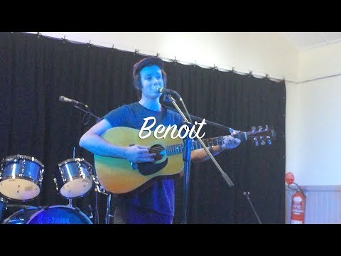 Benoit performs at The Basin Music Festival 2017