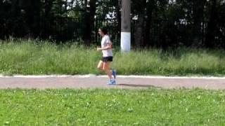 Правильная техника бега (джоггинг).