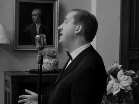 """Cheek to Cheek"" by Simon Partridge - Elegant Vintage Vocals"
