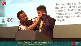 Ustaz Ahmad Fauwaz Fadzil Kuasa Rakyat Hakikat Pengundian