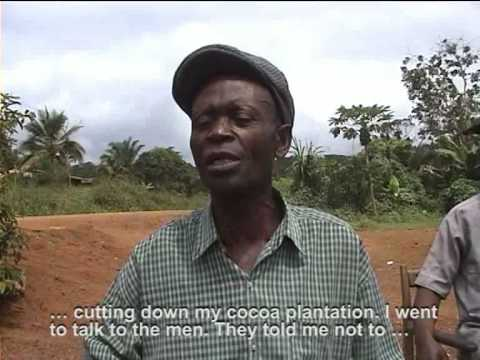 Testimony from Cameroon: Chief of Nkongzok village