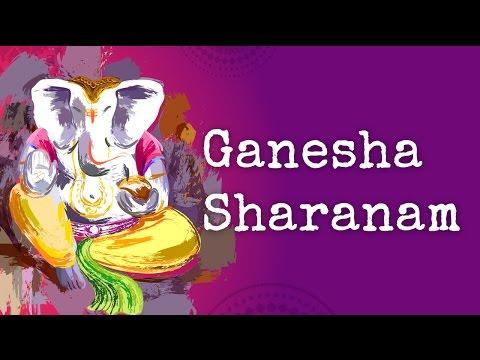 Ganesha Sharanam | Melodious Ganpati Song by Bhanu Didi