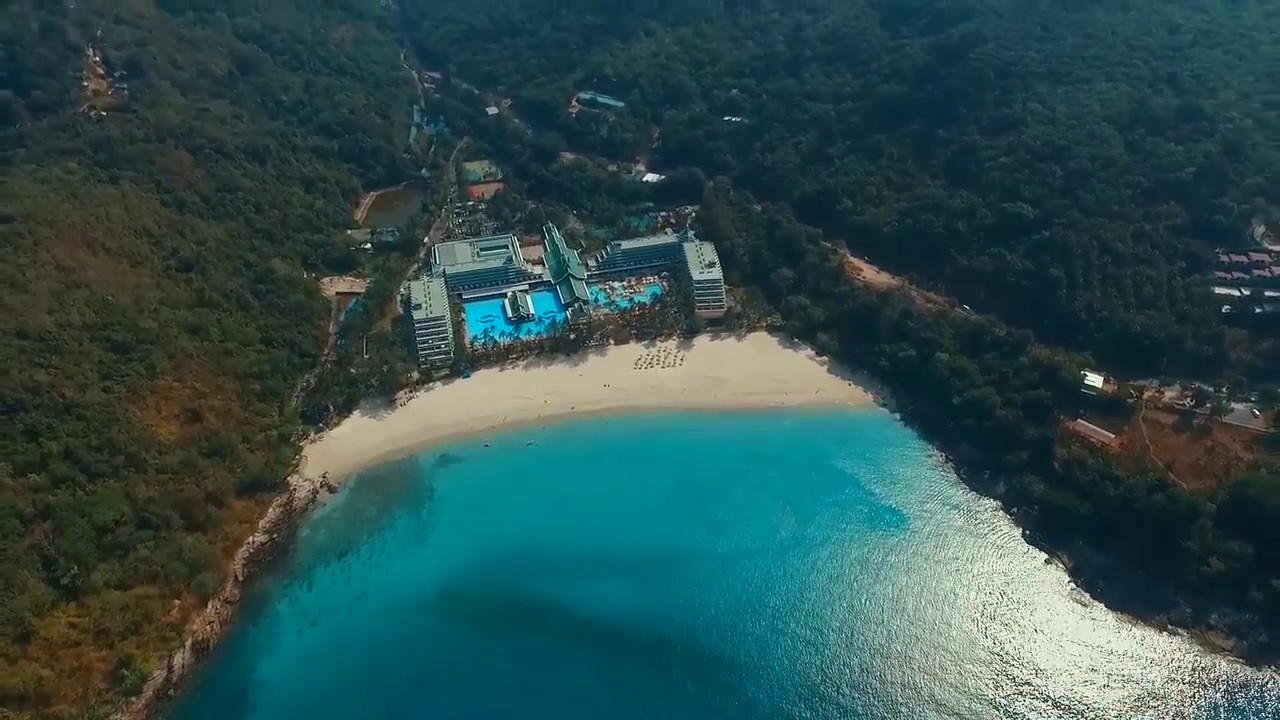 Le Meridien Phuket Beach Resort ( Relax Beach ) - Yz. - YouTube