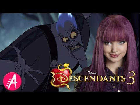 5 New Characters Revealed for Descendants 3!