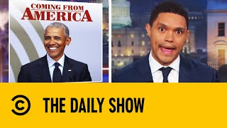 Download The Roast Of Barack Obama | The Daily Show With Trevor Noah Mp3 and Videos