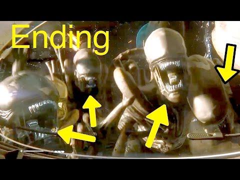 Alien: Isolation - Final Ending