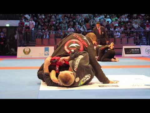 Alex Trans vs Roberto Cyborg Abu Dhabi World Pro 2016 Absolute