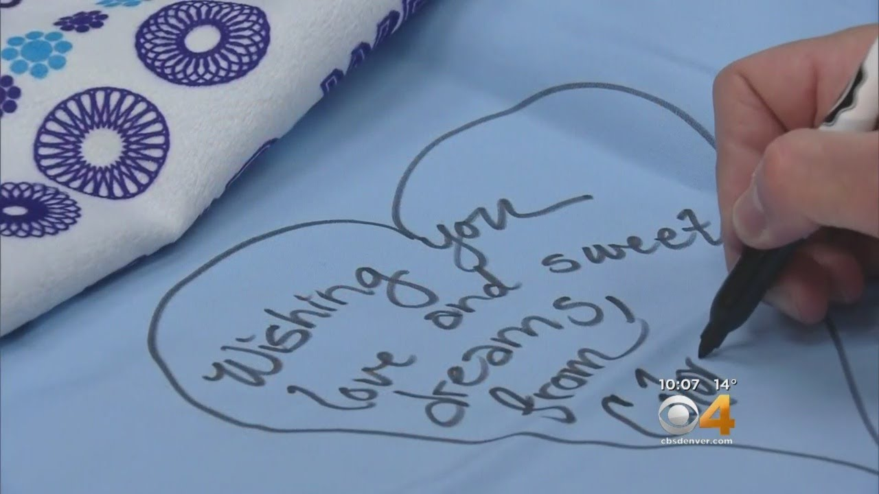 Volunteers Make Pillowcases For Florida Students To Help Cope With Shooting