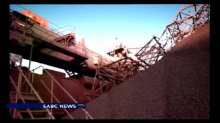 Kumba Iron Ore has reported a massive drop in profits