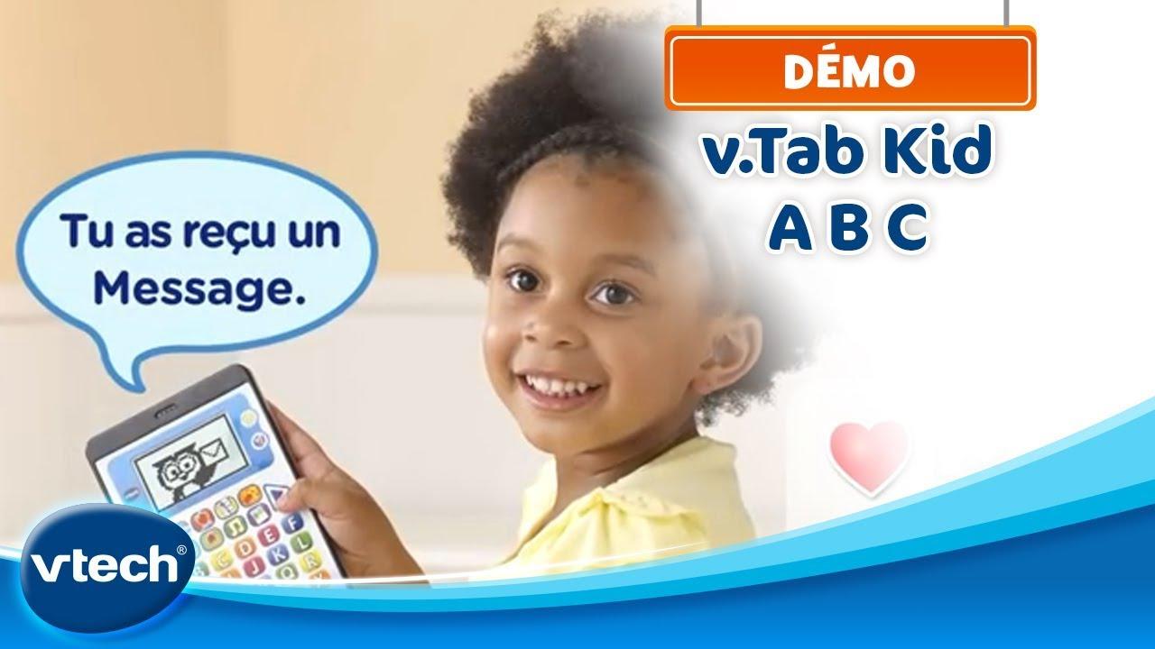 VTab Kid ABC