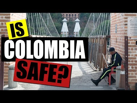 Is It Safe To Travel To Medellin, Colombia?