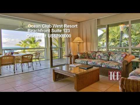 Ocean Club West - Turks & Caicos Islands - YouTube