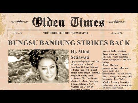 Bungsu Bandung - Bohong Ah (Gamelan Version)