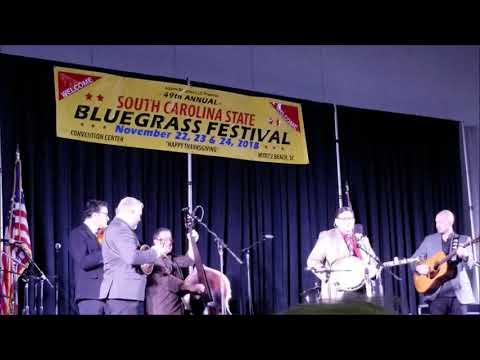 Bluegrass 49th Annual Anniversary Myrtle Beach  Ralph Stanley 2nd and Cinch Mountain Boys   Joe Mull
