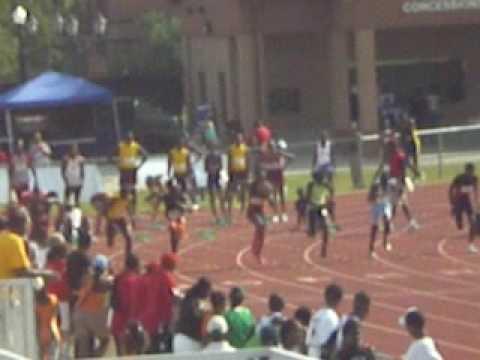 Jayquan q johnson evan berry elliot berry deangelo ivey mike dash 100m finals aau augusta district