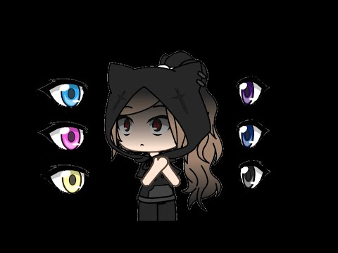 The Girl Who Can Change Her Eye Color With Her Emotion | GLMM | ItzNora | 1.9k sub special READ DES!