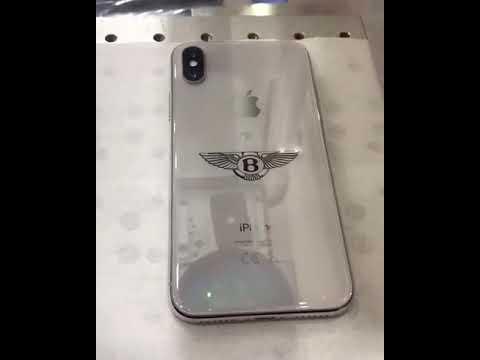 Iphone X With Bentley Logo 2018 Youtube