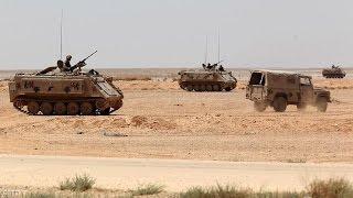 تنظيم الدولة يتغلغل على الحدود..ماهي الخطة التي عرضها الجيش الأردني لمواجهته؟-هنا سوريا