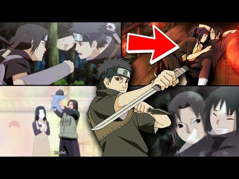 The Scary Side Of Itachi - His REVENGE For Shisui Uchiha In Naruto Explained
