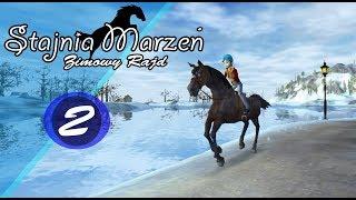 Stajnia Marzeń - Zimowy rajd #2 || Poznajemy Lindę!