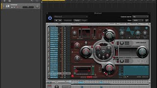 Logic Pro X: Cargar Samples en Ultrabeat.