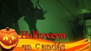 CRÓNICA Noche de HALLOWEEN brujas, vampiros y zombies en Candás