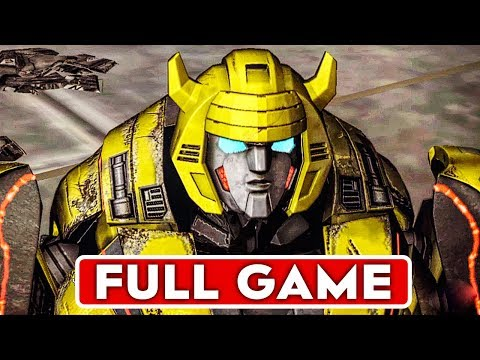 transformers-fall-of-cybertron-gameplay-walkthrough-part-1-full-game-[1080p-hd]---no-commentary