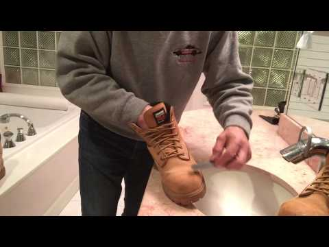 How To Clean Timberland Boots At Home - Clean Your Tims for $.59