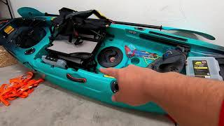 Vibe Yellowfin 100 Mini Review (Good for bigger adults?)