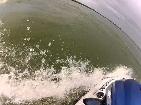 Kawasaki STX15F Jet Ski Submersion