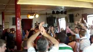 Vatersay Boys in Castlebay Bar