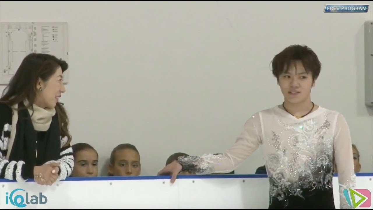 宇野昌磨: Lombardia Trophy 2018 Men's FS