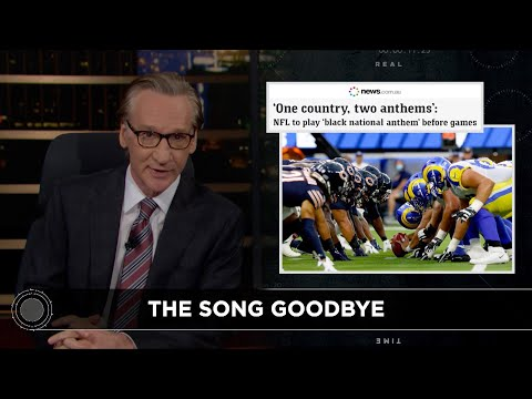 New Rule: Don't Segregate the Anthem   Real Time with Bill Maher (HBO)