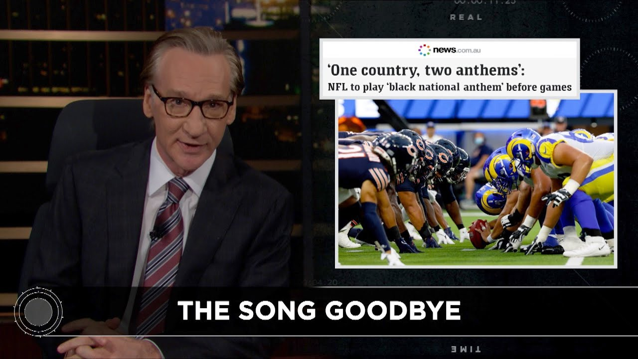 Download New Rule: Don't Segregate the Anthem   Real Time with Bill Maher (HBO)